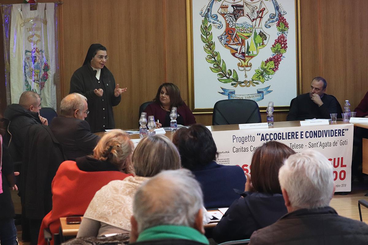 A Sant'Agata de' Goti le associazioni si incontrano per parlare di ludopatia