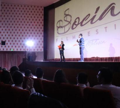 """Ai nastri di partenza il Social Film Festival ArTelesia con """"DrinKorto""""."""