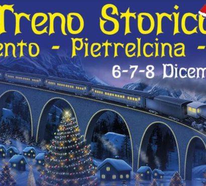 """Un viaggio con il """"Treno storico"""" dal Sannio ad Assisi"""