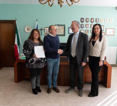 Firmata la convenzione tra il CESVOB e la Procura della Repubblica di Benevento