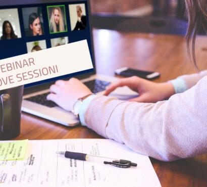 """Due nuove sessioni per il webinar su """"La riunione degli organi sociali in videoconferenza"""""""