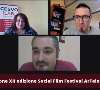 Social Film Festival ArTelesia. Conferenza stampa al CSV