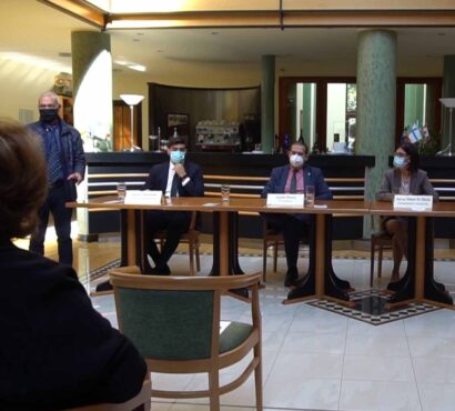 Inaugurazione sede Associazione Diabetici Italia Meridionale AsDIM