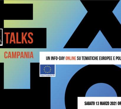 Expanding Horizons. Al CSV l'Info day dedicato alla Campania