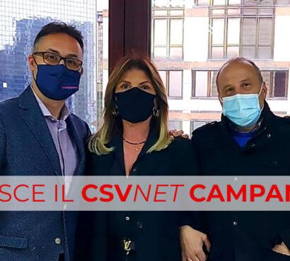 Nasce il CSVnet Campania