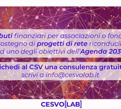Sostegno al Terzo settore: la Regione Campania prepara l'Avviso Pubblico